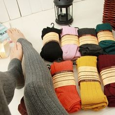 Multiple Color Thick Legging Thigh