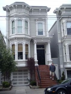 1709 Broderick Street ... aka the Tanner family home on Full House