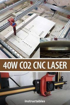 Best Indoor Garden Ideas for 2020 - Modern Arduino Cnc, Diy Cnc Router, Router Woodworking, Woodworking Shop, Laser Machine, Cnc Machine, Machine Tools, Diy Laser Cutter, Cardboard Playhouse