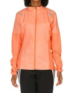 #FashionVault #Adidas #Women #Jackets & Coats - Check this : adidas WOMENS Orange Clothing / Light Jackets S for $24.99 USD
