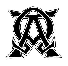 gettin this on my wrist for sure, alpha symbol red and omega symbol blue