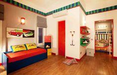 Kids room Design; Residence by architect kumar moorthy associates