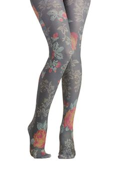 My Number One Pixel Tights, #ModCloth