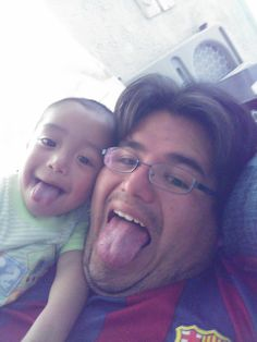 Sacar la lengua!!!