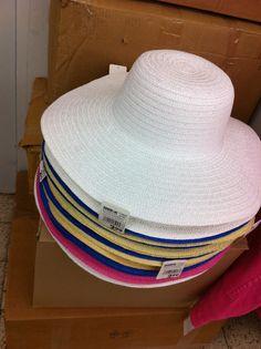 Witte flapper hoed