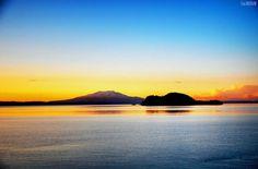 Akdamar Island in the Sun Light