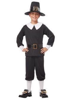 Diy pilgrim costume for little boy bought 1 white t shirt from california costumes pilgrim boy child costume medium visit the image link more details solutioingenieria Choice Image