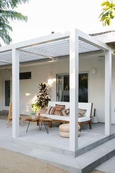 Perfect Pergola Designs for Home Patio 54