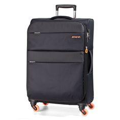 Großer #Reisekoffer March15 Elle bei Koffermarkt: ✓extraleichtes Weichgepäck: nur 2,7 kg ✓TSA-Schloss ✓ schwarz ⇒Jetzt kaufen