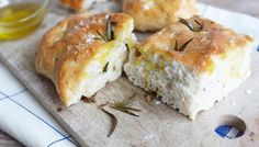 This focaccia recipe is easy to make and easy to adapt