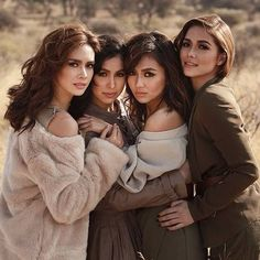 Erich, Julia, Kathryn and Maja