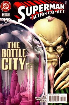 Kandor post-Crisis! Three issues that month bring the classic story to the modern era.