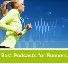 Marathon training playlists getting old? These podcasts will get you through the last of your training runs. Find the best podcast for you! Running Workouts, Running Tips, Trail Running, How To Run Faster, How To Run Longer, Fitness Nutrition, You Fitness, Running Motivation, Fitness Motivation