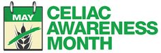 May = #Celiac & #Gluten Sensitivity Month #Awareness in #USA. Dbl-click pic for article. #Educate
