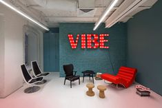 Good vibes and breakout space at Saatchi & Saatchi Russia Offices - Moscow - Office Snapshots
