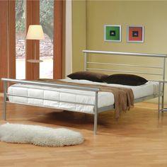Shelton Twin Wrought Iron Bed
