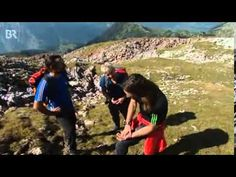 (German) Video-Interview with extreme climbers Alexander and Thomas Huber | Huberbuam