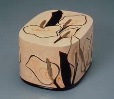 彫漆箱 「朝露」 文化遺産オンライン