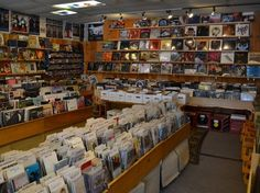 13 Reasons To Visit Your Local Record Store Day On Saturday. #RecordStoreDay @recordstoreday