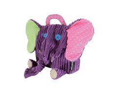 Geared For Imagination Deglingos Sandykilos the Elephant Backpack Fashion Bags, Fashion Backpack, Fashion Handbags, Funny French, Animal Bag, Toddler Backpack, Cool Backpacks, Outdoor Backpacks, Designer Backpacks