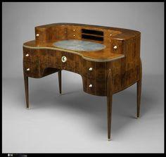 """Bureau """"David-Weill"""" Ruhlmann Emile-Jacques (1869-1933)"""