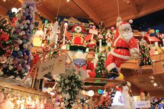 pin by the after midnight cook chris staszuk on great lake state pinterest christmas store and lakes - Worlds Largest Christmas Store