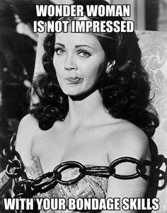 Lynda. Best Diana Prince ever.