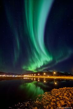 Stunning Aurora Borealis - Iceland