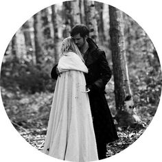 Emma Swan and Hook
