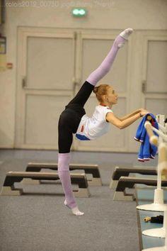 {rhythmic gymnastics}
