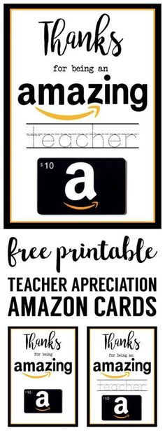 38 Ideas craft gifts for boys teacher appreciation End Of School Year, End Of Year, Sunday School, School Staff, High School, Amazon Card, Paper Trail, Teacher Appreciation Week, Teacher Appreciation