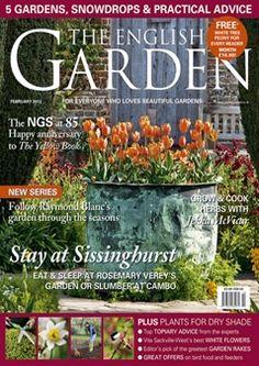 Nice My Favorite Gardening Magazine!