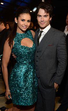 Nina Dobrev and Ian Somerhalder are rekindling their romance!