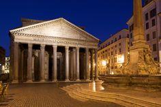 Pantheon, #Rome #CityBreaks