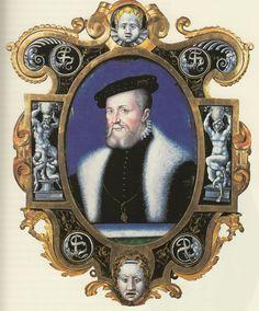 Leonard Limosin Anne de Montmorency