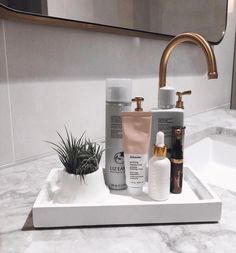 I advise much more information on Bathroom Renovation Ideas Bathroom Counter Decor, Bathroom Tray, Small Bathroom Storage, Bathroom Styling, Bathroom Interior, Bathroom Counter Organization, Vanity Bathroom, Vanity Decor, Boho Bathroom