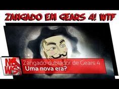 Zangado Dublando NPC em Gears of Wars 4