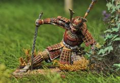samurai toy soldiers - Google Search