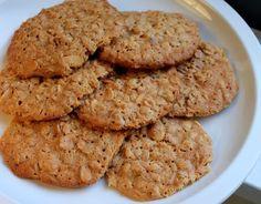 Las mejores recetas de galletas con avena | Recetas de Cocina faciles.