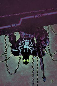 Venom by Tony Moore and John Rauch