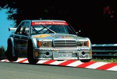 Unser Bilder-Blog zum 45-jährigen Jubiläum der Performance-Marke Mercedes AMG - Ellen Lohr s DTM-Sieg 1992