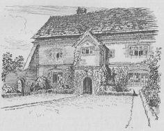 Crossways Farmhouse, Abinger.