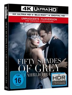 Fifty Shades Darker Cover Deutschland