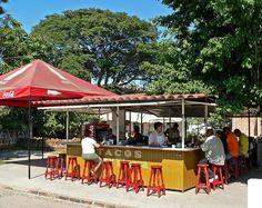 File:Puerto Vallarta street stand.jpg