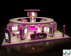 G-Tech Exhibition Booth on Behance