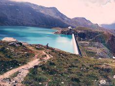 #mtb #alps #bike #commencal #ramones #vda #aosta #cervinia #valtournenche #lake