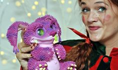 Hamleys top 10 toy for Christmas Xeno, an interactive monster with pullout snot, farting capability and 40 different expressions. Christmas Toys, Christmas 2014, Xmas, Christmas Ornaments, Christmas Ideas, Cool Toys For Girls, Top Toys, Toys R Us, Dolls
