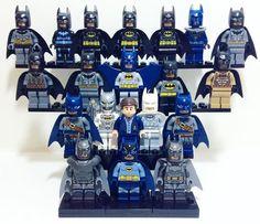 Batman Batcave, Lego Batman, Lego Dc, Lego Minecraft, Best Lego Sets, Amazing Lego Creations, Lego Minifigs, Lego Figures, Batman Logo