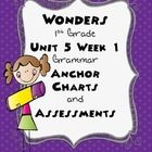 This resource aligns wonderfully with Wonders 1st Grade Unit 6 Week 5 Grammar Skills: Words that Join Sentences and Capitalize Proper Nouns  Includ...