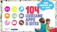 juf groeit: 104 leerzame apps en sites